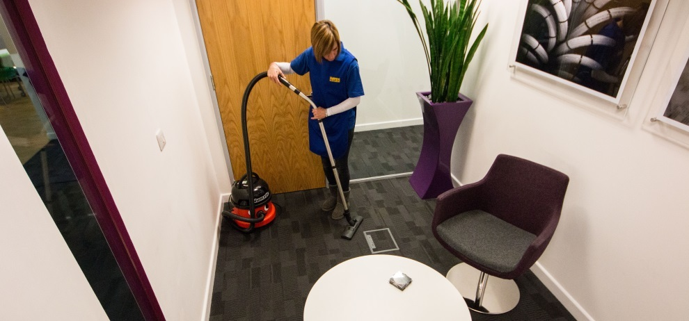 Office Cleaning Derby