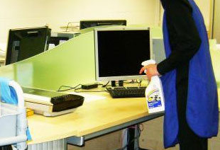 office cleaning leicester
