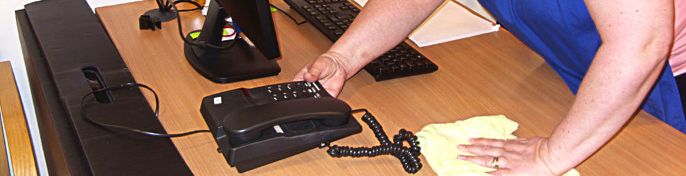Office Cleaning Loughborough