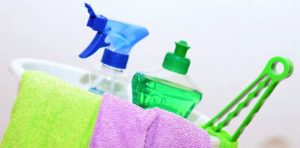 Our Top Five Cleaning Hacks